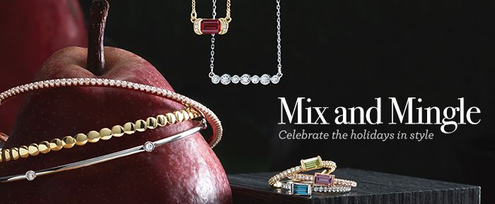Mix and Mingle | Celebrate the holidays in style