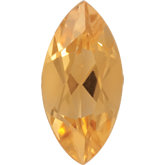 Marquise Genuine Citrine