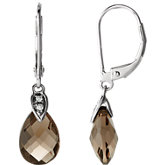 Briolette Accented Earrings