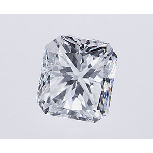 Radiant 0.53 carat G VS2 Photo