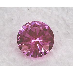 Sapphire Round 0.68 carat Purple Photo