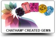 Chatham Created Gemstones