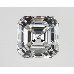 Asscher 0.71 carat J VVS2 Photo