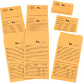 Grobet USA® Triple Duty Repair Envelopes 8001-9000