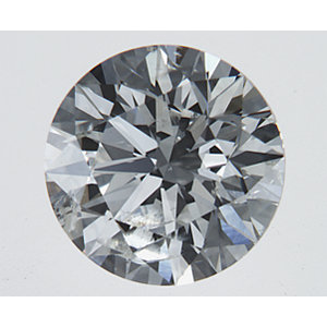 Round 1.00 carat J I1 Photo