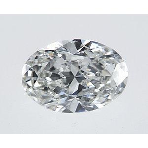 Oval 0.30 carat I VVS2 Photo