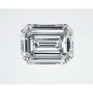 Emerald 0.58 carat H SI1 Photo