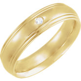 Accented Half-Round Edge Band