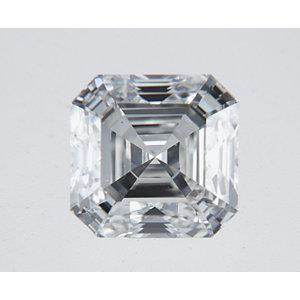 Asscher 0.44 carat I VS1 Photo