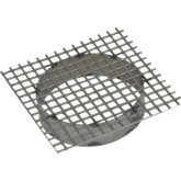 Arbe Mesh Screen for Polishing Hood 47-4769