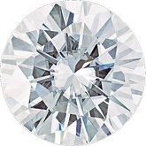 Round Forever One Moissanite