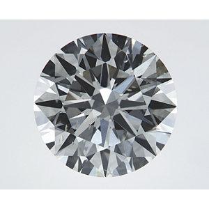Round 1.52 carat J SI1 Photo