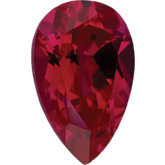 Pear Imitation Ruby