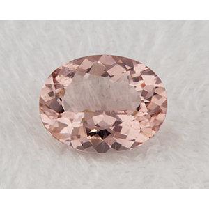 Morganite Oval 1.50 carat Pink Photo