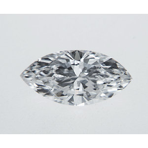 Marquise 0.32 carat D SI1 Photo