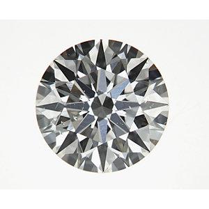 Round 1.02 carat J SI1 Photo