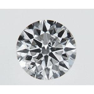 Round 0.30 carat G I1 Photo