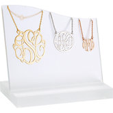 3-Piece Monogram Selling System