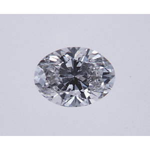 Oval 0.31 carat H VS1 Photo