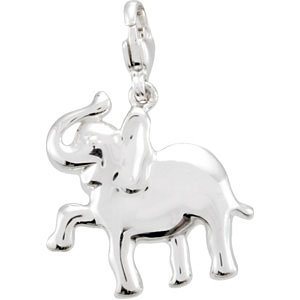 Charming Animals® Elephant Charm
