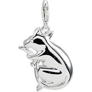 Charming Animals® Mouse Charm