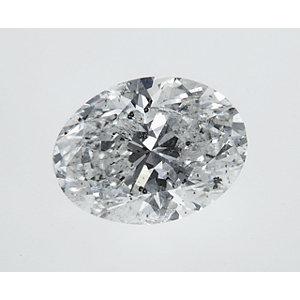 Oval 1.22 carat D SI3 Photo