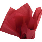 Flame Red Gift Wrap Tissue - Pack of 480