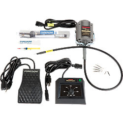Foredom® 2293 Power Graver Kit | Stuller