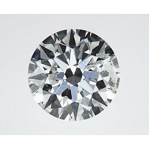 Round 0.73 carat I I1 Photo