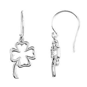 Petite Clover Earrings