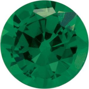 Garnet Round 0.29 carat Green Photo