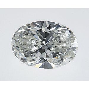 Oval 1.20 carat K SI1 Photo