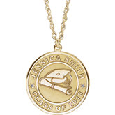 Personalized Graduation Necklace