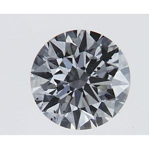 Round 0.33 carat G SI1 Photo
