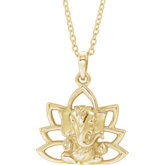 Ganesha Necklace or Pendant