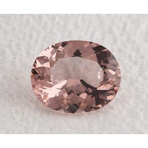 Morganite Oval 3.88 carat Pink Photo