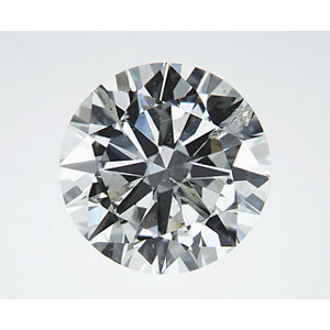 Round 1.61 carat H SI2 Photo