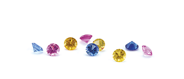 Precision-Cut Gemstones