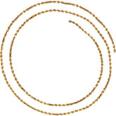 1.9mm Diamond-Cut Rope Chain (Replacing CH512)