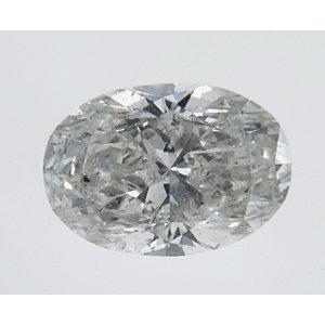 Oval 1.02 carat I SI3 Photo