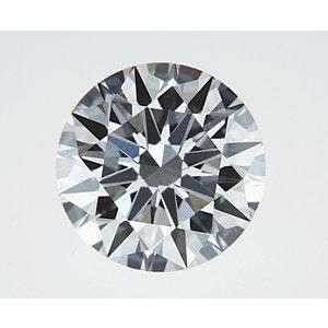 Round 0.60 carat I VS1 Photo