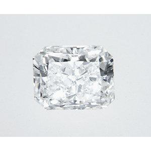 Radiant 0.65 carat G SI2 Photo