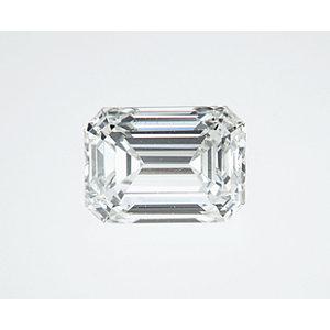 Emerald 0.60 carat I VVS2 Photo