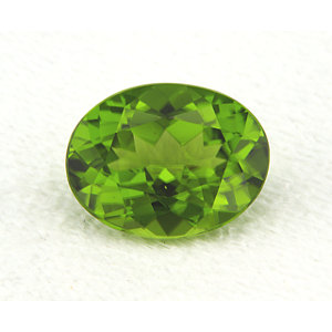 Peridot Oval 5.57 carat Green Photo