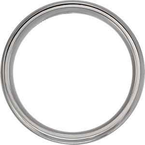 Titanium 8mm Band Size 10