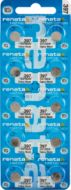 Renata #397 Pack of 10 0% Mercury Silver Oxide Watch Batteries