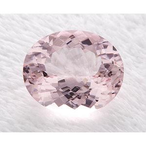 Morganite Oval 3.92 carat Pink Photo