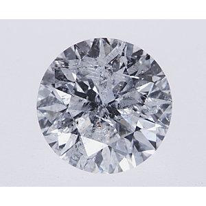 Round 0.60 carat G I2 Photo