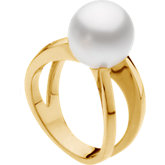 Solitaire Ring for Pearl