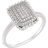 Rectangle Cluster Ring